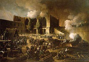 Siege of Burgos - Image: Siege of burgos 1812 heim