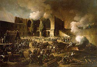 Siege of Burgos 1812