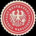 Siegelmarke Amt Westeregeln Kreis Wanzleben W0209343.jpg