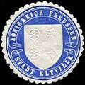 Siegelmarke Königreich Preussen - Stadt Eltville W0234896.jpg