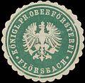 Siegelmarke K. Oberförsterei Flörsbach W0362214.jpg