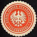 Siegelmarke K. Pr. Strafanstalt-Lichtenburg W0232384.jpg