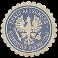 Siegelmarke Kreis-Ausschuss Saarburg Reg. Bez. Trier W0387705.jpg