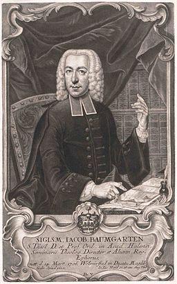 Siegmund Jakob Baumgarten
