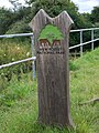 Sign for the New Forest National Park - geograph.org.uk - 885826.jpg
