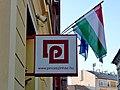 Sign of Pinceszínház in Budapest.jpg