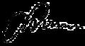 Signature of Aslan Maskhadov.png