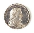 Silvermynt, Fredrik VI av Danmark, 1838 - Skoklosters slott - 109499.tif