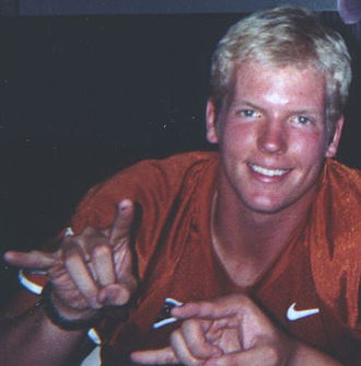 Chris Simms - Simms in 2002