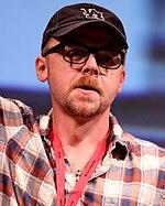 Simon Pegg by Gage Skidmore