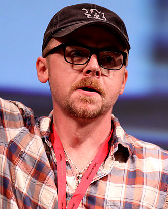 """The Long Game - """"The Long Game"""" features a guest appearance by Simon Pegg, who enjoyed playing the villain."""