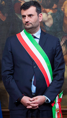 Antonio Decaro, sindaco di Bari, presidente dell'ANCI dal 2016.