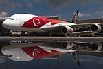 Singapore Airlines Airbus A380 in SG50 livery.jpg