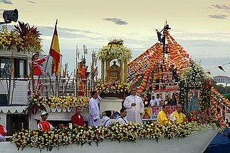Cebu - Sinulog's annual maritime procession