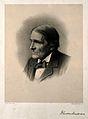 Sir John Scott Burdon-Sanderson. Lithograph by G. B. Black. Wellcome V0006462.jpg