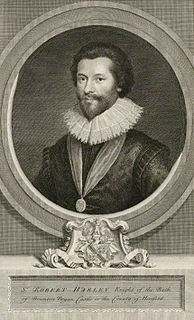 Robert Harley (1579–1656) English statesman (died 1656)