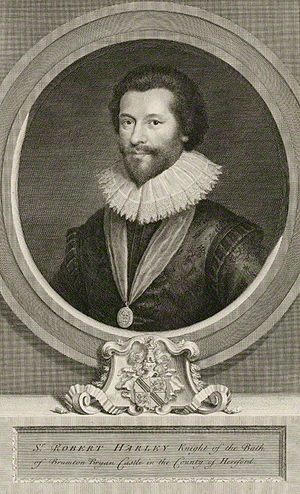 Robert Harley (1579–1656) - Sir Robert Harley