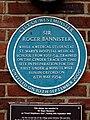 Sir Roger Bannister - Paddington Recreation Ground Randolph Avenue W9.jpg