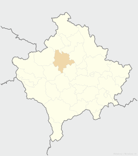 Skenderaj Town and municipality in District of Mitrovica, Kosovo