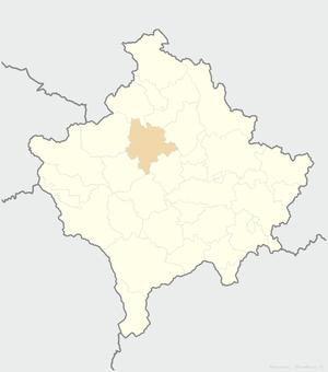 Skenderaj - Image: Skënderaj Skenderay