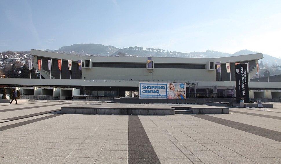 Skenderija Arena 2018