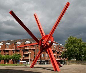Viersen sculpture collection -  New Star