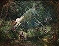 Slave Hunt, Dismal Swamp, Virginia by Thomas Moran.JPG