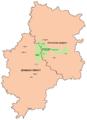 Slavo serbia location map-sr.png