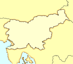 Slovenia map modern.png