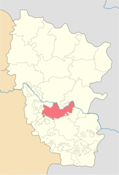 Slovianoserbsk Raion Raion in Luhansk Oblast, Ukraine