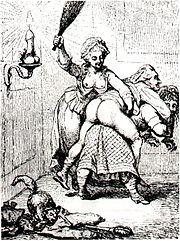 Sadomasochistische Literatur (Wikipedia-Eintrag)