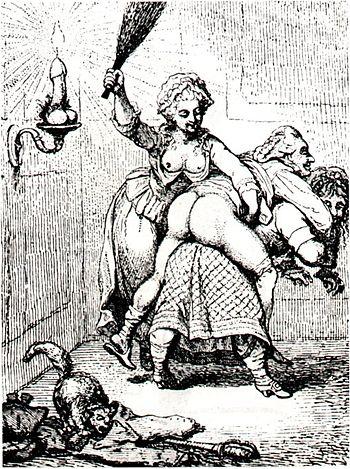 Kupferstich ca. 1780 - gemeinfrei -