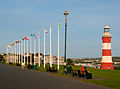 Smeaton's Tower and the Promenade.jpg