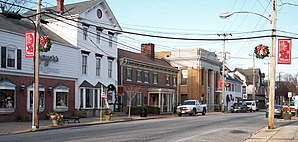 South Main Street in Smyrna (2006)