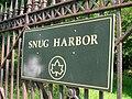 Snug Harbor Sign.JPG