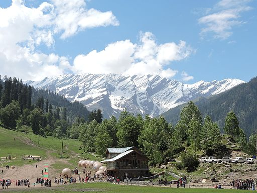 Solang Valley ,Manali - Hill Stations near Delhi