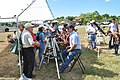 Solar observation event, sponsored by the Puerto Rico Astrological Society (6499786537).jpg