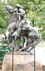 Bucky O'Neill Monument