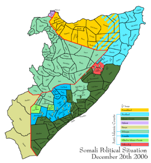 2006 in Somalia - Image: Somali land 2006 12 26