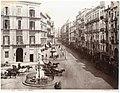 Sommer, Giorgio (1834-1914) - n. 6110 - Napoli - via Roma - ca. 1870.jpg