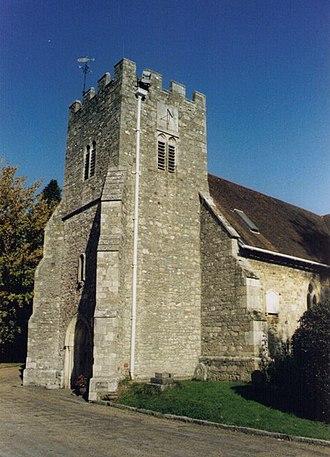 St. Mary's Church, South Stoneham - St. Mary, South Stoneham