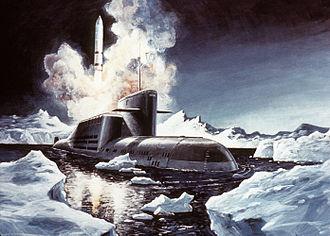 R-29RM Shtil - Image: Soviet Military Power DD ST 85 06588