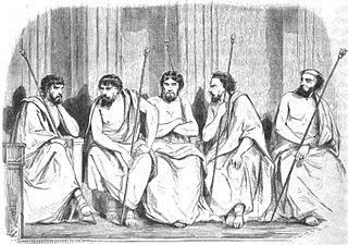 Ephor civilian leaders of ancient Sparta