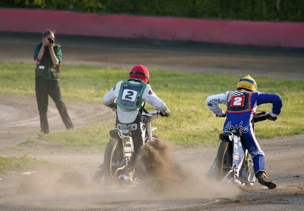 Speedway Extraliiga 22. 5. 2010 - lähtö 18