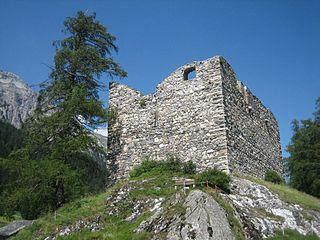 Splügen Castle