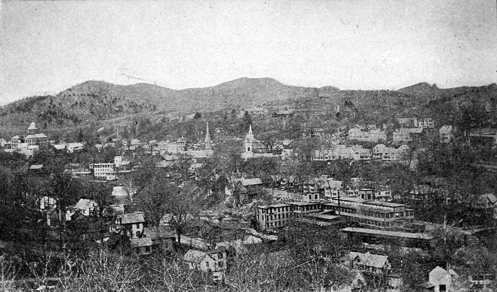 Springfield, Vermont (1915)