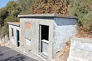 Spur Battery, Gibraltar 32