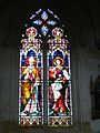 St. Joseph's Cathedral, Dunedin, window N6.jpg