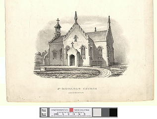 St. Michael's Church: Aberystwyth