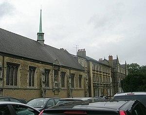 St John's Catholic School for the Deaf - Image: St Johns Catholic Schoolforthe Deaf